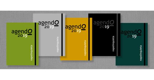 agendO 2019 NAPOLINQUIETA è ancora disponibile a soli 10 euro!