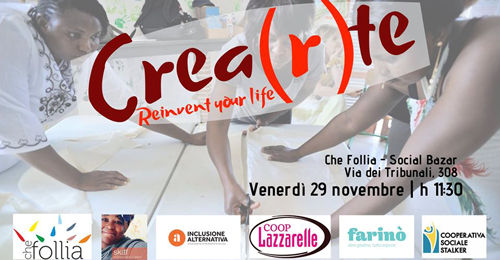 CREA(R)TE – Reinvent your life!