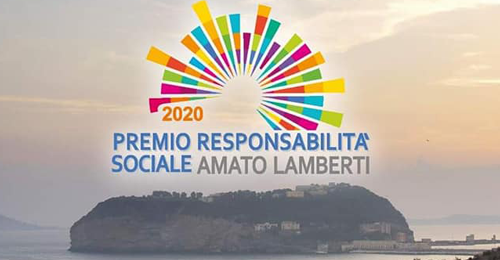 """Premio Responsabilità Sociale """"Amato Lamberti"""" 2020"""